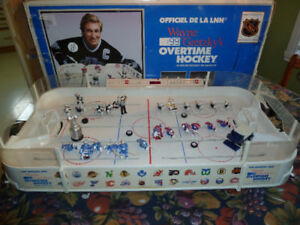 Wayne Gretzky Overtime Hockey 1990 jeu hockey sur table
