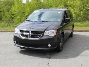 2017 DODGE GRAND CARAVAN with DVD!!