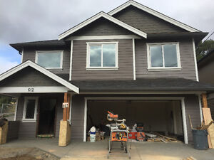Reduced! - Brand New 2 bedroom, 1 bathroom suite -Includes hydro