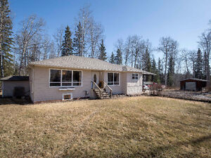 HOUSE AND ACREAGE CLOSE TO TOWN