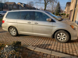 2008 Honda Oddysey - Well Maintained