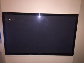 """50"""" Panasonic LCD tv - repair or parts"""