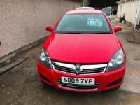 Vauxhall/Opel Astra 1.4i 16v 2009MY Life