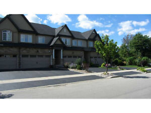 Stunning Ancaster executive townhome
