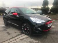 Citroen DS3 1.6e-HDi ( 115bhp ) Airdream DSport Red