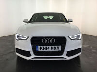 2014 AUDI A5 S LINE TDI AUTOMATIC DIESEL 1 OWNER SERVICE HISTORY FINANCE PX