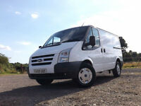 Ford Transit 2.4TDCi 330 SWB low roof RWD 2009/09 1 owner with loads of extras