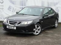 2011 SAAB 9-3 TURBO EDITION TTID 160 BHP DIESEL SERVICE HISTORY FULL BEIGE LEATH