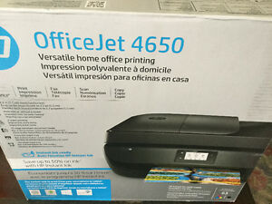 Hp office 4650 office jet all in one