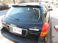 2006 Subaru Legacy TipTronic SUV, Best Winter Car for Best Offer