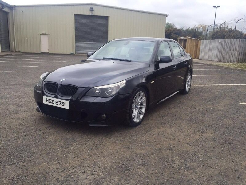 bmw 525d m sport px welcome in londonderry county londonderry gumtree. Black Bedroom Furniture Sets. Home Design Ideas