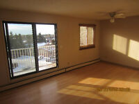 Two bedroom apartment at Clareview area I,one month free rent