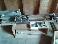 Router lathe to round out your woodworking tools