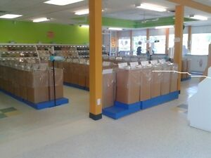 TURN KEY BULK FOOD STORE FOR SALE