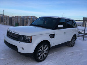 2012 Range Rover HSE Sport Super Charged