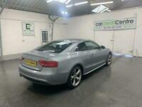 SILVER AUDI A5 2.0 TDI S LINE SPECIAL EDITION 2D 168 BHP DIESEL *FROM £30 P/W*