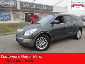 2011 Buick Enclave CX  DUAL POWER SEATS,  7-PASSENGER, POWER TAI