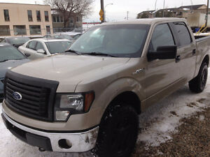 ON SALE 2010 FORD F150 SUPER CREW EXCELLENT MECHANIC CONDITION