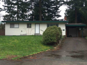Whole House for rent $2200 Abbotsford