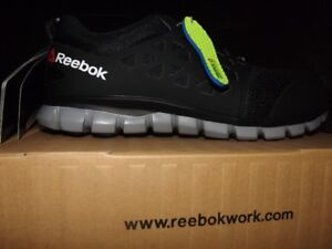 reebok safety shoes mens size 10.5
