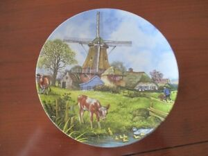 Assiette / Plate Delftware Collection Ter Steege Holland
