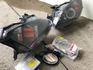 Honda S2000 OEM AP2 Headlights