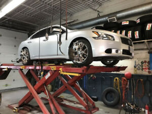 4 WHEELS ALIGNMENT **from** $60.00 ONLY ** book now