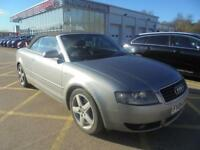 Audi A4 Cabriolet 1.8T 2004MY Sport HOT CABRIOLET!