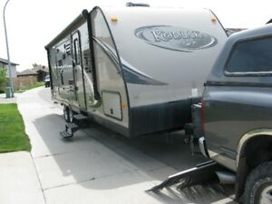 ****2013 KODIAK TRAVEL TRAILER****