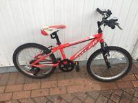 """Claud Butler Children's bike to 8yrs - 20"""" wheels"""