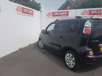 2009 59 CITROEN C3 PICASSO 1.6 HDi (92bhp) VTR+.GREAT LOOKING MPV,FINANCE POSS .