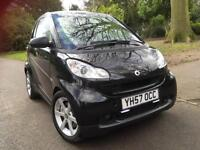 SMART FORTWO PULSE 71 S/AUTO INCL Warranty,PAN ROOF,49kMILES,£20TAX,70MPG