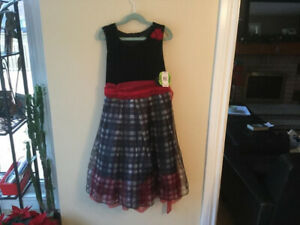 Girls Party/Spring Dress - Size 14. Brand New with Tags.