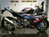 2021 21 BMW M1000RR COMPETITION PACK 7 PDI MILES NOT S1000RR SUPERBIKES