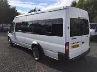 Ford TRANSIT 17 seater only 35 k 135 Bhp T430 lwb