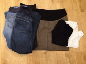 Maternity clothes sizes 10-14