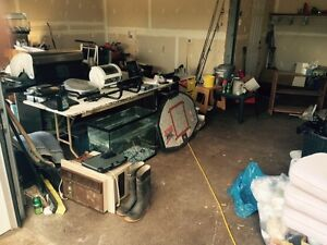 Garage sale - moving out
