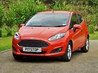 Ford Fiesta 1.6 Zetec 3dr PETROL AUTOMATIC 2013/13