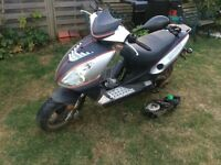 2012 madness 125cc moped spares repair