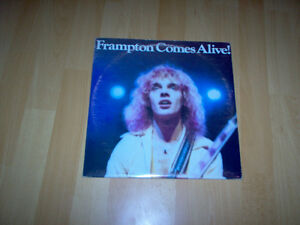 lp Peter Frampton Alive reduce price