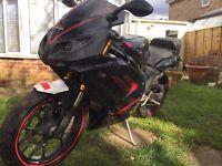 Reiju rs2 moped 50cc
