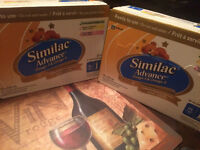 Similac Advance Package