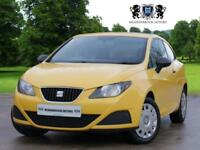 2010 10 SEAT IBIZA 1.2 S A/C 3D 69 BHP, EXCELLENT VEHICLE FROM ONLY £80 P/M