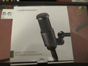 Audio Technica AT2020 Condensor Mic