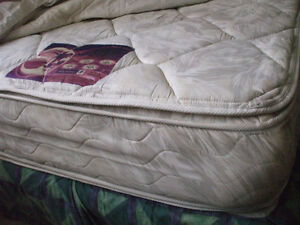 Sleep Factory twin size 2 sided pillowtop bed Stratford Kitchener Area image 2