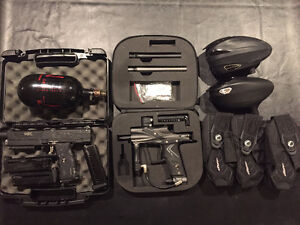 SELLING ASSORTMENT OF PAINTBALL GEAR