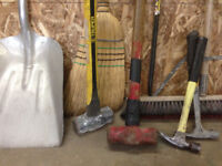 Demolition, De-clutter and General cleanup 226-446-8075