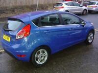 2013 Ford Fiesta ZETEC HATCHBACK Petrol Manual