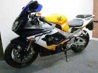 2000 Honda CBR Honda Fireblade 900 RR 929 only 8254 miles Motorcycle Petrol Manu
