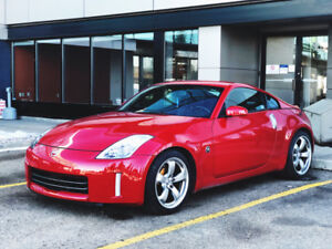 2007 Nissan 350Z Grand Touring- LOW KM+Dealership Inspected